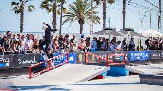Badalona Spain  city images : Monster Energy: 2016 SLS Nike SB Pro Open Badalona, Spain