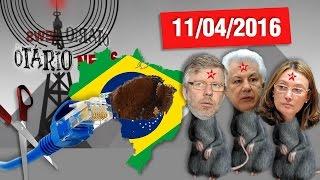 Internet Fixa Limitada, Salário Mínimo de R$3740 e Economia Arrombada #OtarioNews @CanalDoOtario