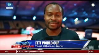 ITTF World Cup: Quadri Drawn In Group B Pt.1 |Sports This Morning|