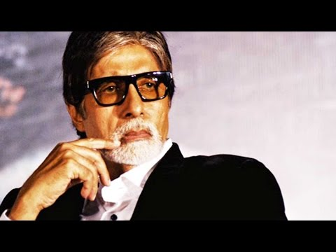 Amitabh Bachchan Talks About His Career And Future