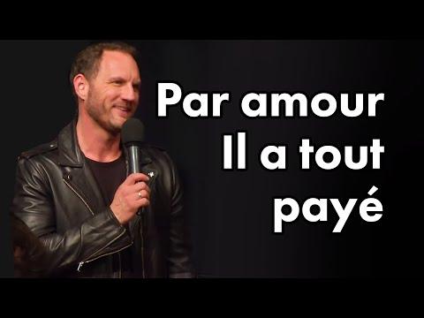 BOB HAZLETT - Par amour Il a tout payé - Soirée Miracles & Guérisons