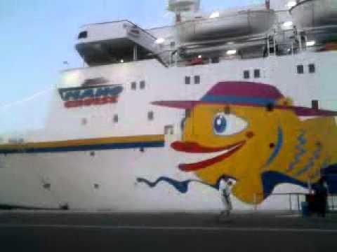 גולדן איריס. רויאל איריס - האוניה רויאל איריס של חברת מנו ספנות ברודוס ב28/6/10.
