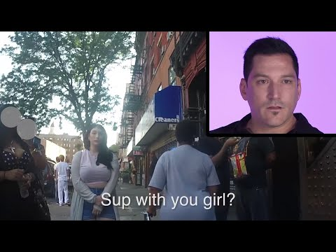 Dads React To Their Daughters Getting Catcalled | Iris
