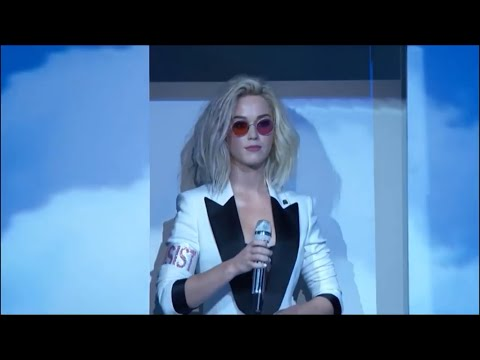 Katy Perry - Chained To The Rhythm (Live at The GRAMMYs Award 2017) ft. Skip Marley