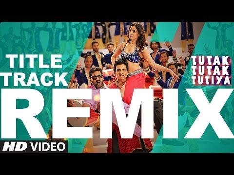 Remix : Tutak Tutak Tutiya Title Song | DRUNX | Pr