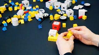 A evolução do LEGO!!!