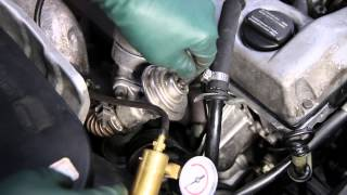 Automotive Engine EGR Valve Function And Testing
