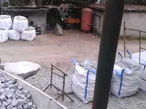 comment poser pavé granit