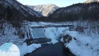 Obihiro Japan  City new picture : Hokkaido Tokachi Obihiro Japan Winter 北海道・十勝・帯広近郊の冬景色 SONY NEX vg20