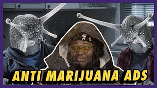 High People React To Anti Weed Ads   Loaded Up by Loaded Up
