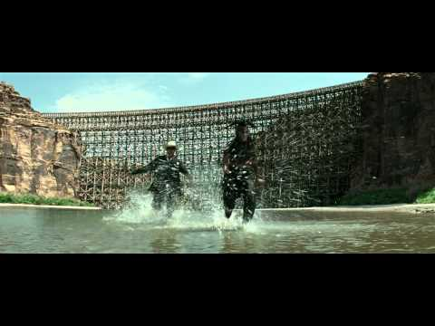 The Lone Ranger - Nieuwe officiële Trailer | Disney Official Trailer Dutch Sub | NL HD 1080p