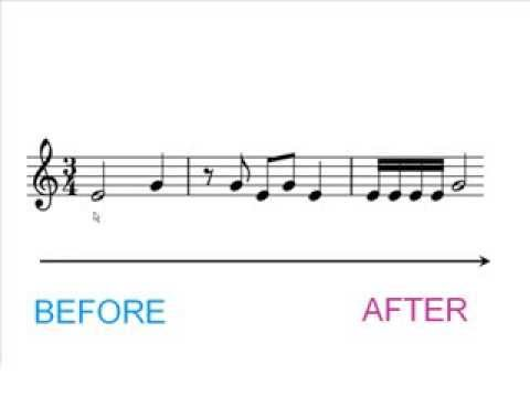 Music reading lesson: How to read music