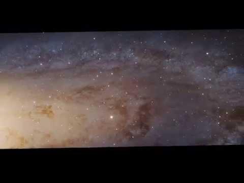 NASA公開了這支高達15億像素的宇宙高解析畫面,當它不斷放大時…我真的不敢相信我看到了什麼!