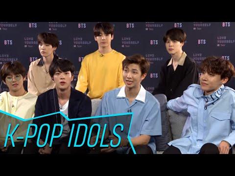 BTS Dish About Debuting New Music At The 2018 Billboard Music Awards   Access