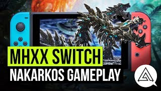 Here's some new Nintendo Switch Monster Hunter XX gameplay featuring the Elder Dragon Nakarkos.If you enjoyed the video, don't forget to leave a LIKE and COMMENT down below. SUBSCRIBE for daily gaming videos!MONSTER HUNTER WORLD ARMOUR & SKILLS:https://www.youtube.com/watch?v=s3GdUhg56l0&t=1sMHWORLD 8 THINGS YOU MIGHT HAVE MISSED:https://www.youtube.com/watch?v=th5BY4YWTyg► Subscribe to my second channel: https://www.youtube.com/c/Arekkz► Follow me on Twitter: http://www.twitter.com/Arekkz►Join the Arekkz Gaming Discord: https://discord.gg/NvSVGYK► Follow me on Twitch:http://www.twitch.tv/ArekkzGaming► Follow TwoSixNine on Twitchhttps://www.twitch.tv/twosixnine► Like Arekkz Gaming on Facebook: http://www.facebook.com/ArekkzGaming► Follow me on Instagram:https://instagram.com/arekkz/Check out the HyperX Headset I use:https://www.amazon.co.uk/gp/product/B01CZX6U3U/ref=as_li_tl?ie=UTF8&camp=1634&creative=6738&creativeASIN=B01CZX6U3U&linkCode=as2&tag=arekgami-21