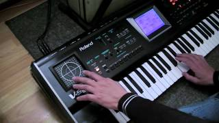 Download Lagu DEMO of the Roland V-Synth V2's first 50 internal sounds by REWO Mp3