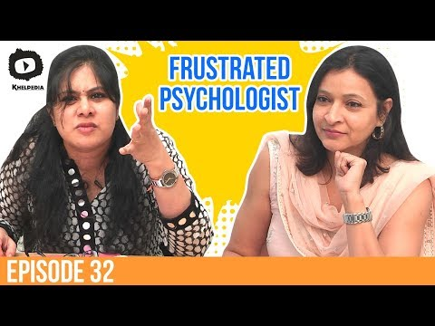 Frustrated Woman Latest Telugu Comedy Web Series | Frustrated Psychologist | Sunaina | Manjula