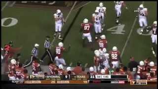 Brett Smith vs Texas (2012)