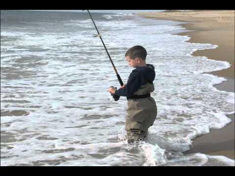 Ryan Surf Fishing Compilation