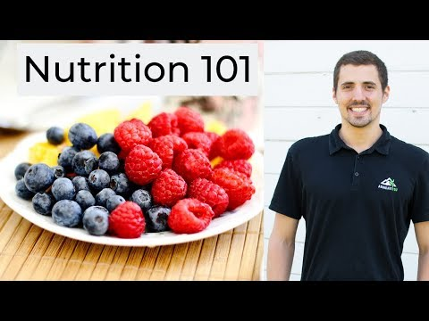 Nutrition 101: Increase Your Metabolism and Burn Fat with Dr. Kevin