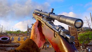 Call of Duty: WW2 MULTIPLAYER GAMEPLAY! - SNIPING, FLAMETHROWER + MORE! (COD WW2)