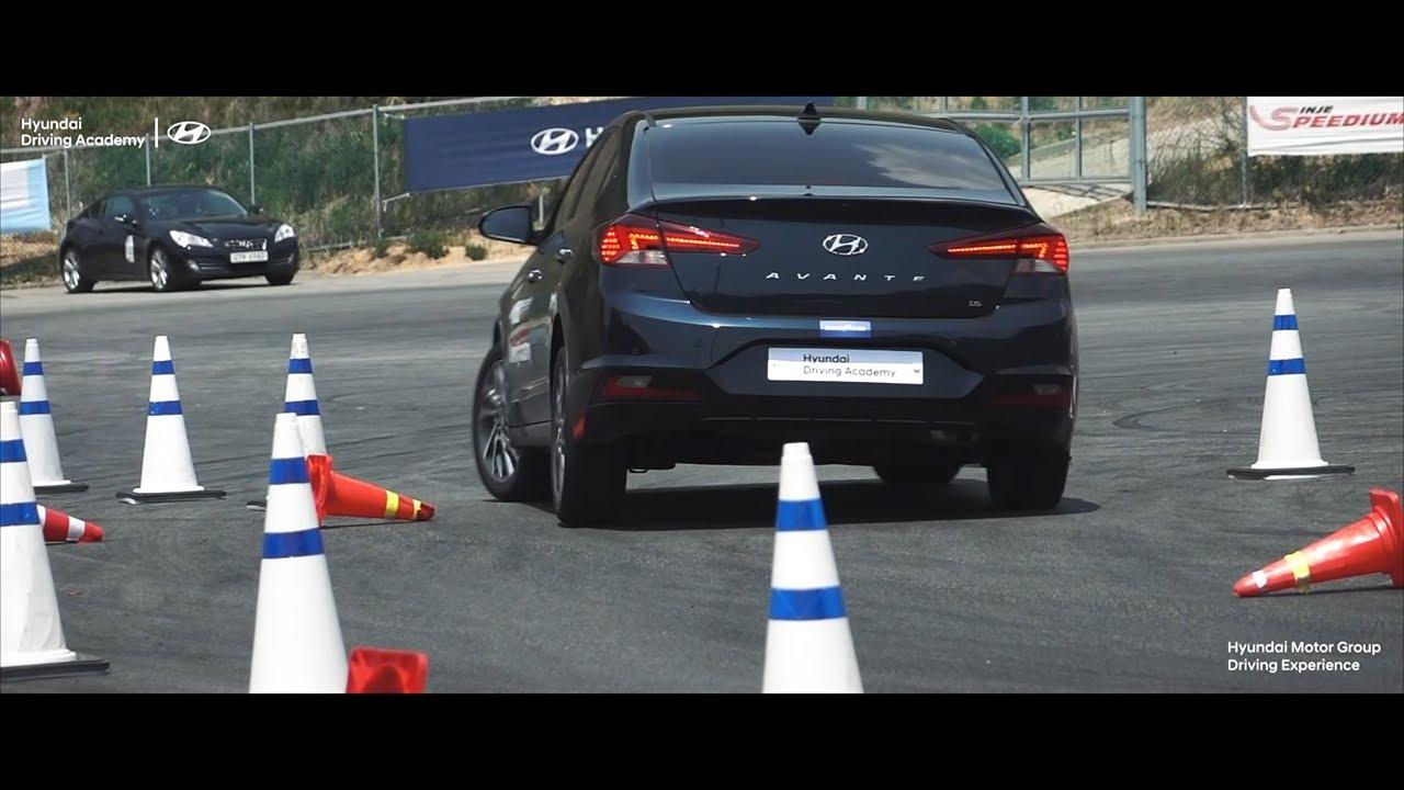 Hyundai Driving Academy