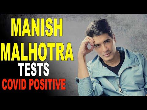 Manish Malhotra tests positive for Covid19.