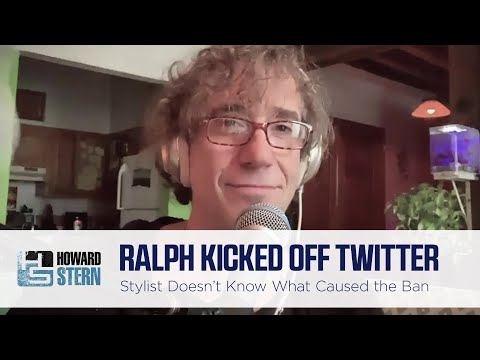 Why Did Ralph Get Kicked Off of Twitter?