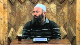 Largohuni nga mendimet e këqija ndaj njëritjetrit - Hoxhë Bekir Halimi