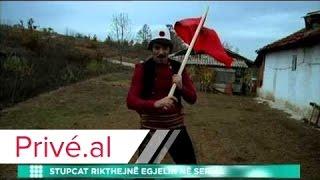 STUPCAT RIKTHEJNE EGJELIN NE SERIAL - PRIVE KLAN KOSOVA