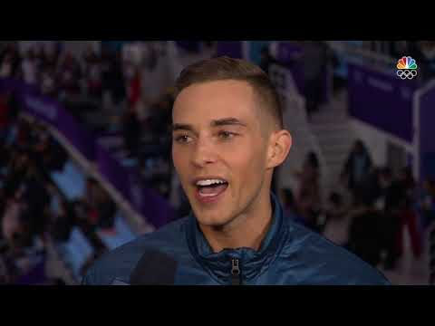 2018 Winter Olympics Recap Day 3 I Part 1 Jamie AndersonAdam Rippon I NBC Sports (видео)