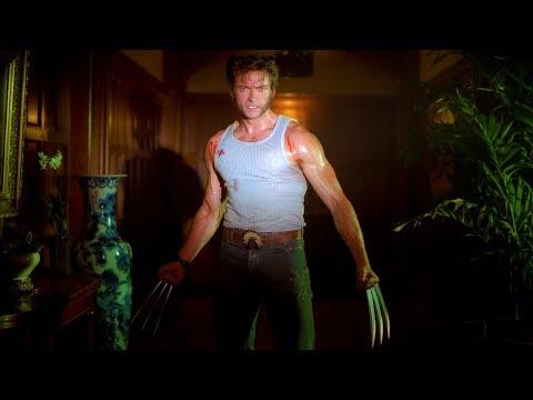 X-MEN 2 Clips + Trailer (2003) Hugh Jackman