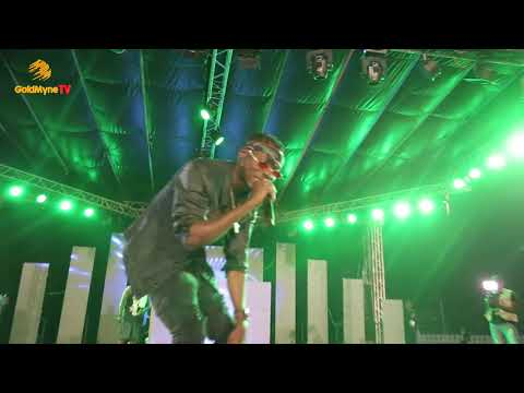 DEVOLEE AND LIMERICK PERFORMANCE AT SMALL DOCTOR'S OMO BETTER CONCERT 2018
