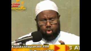 Asaaska istaqaamada 3aad