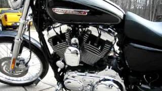 5. 2009 Harley-Davidson XL1200 Custom