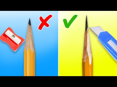 28 GREAT HACKS FOR HIGH SCHOOL