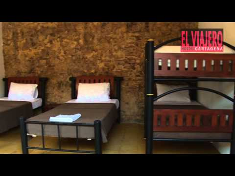 Video avEl Viajero Cartagena Hostel
