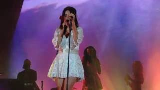 Lana Del Rey - Freak Live Prak Live  Moscow Russia