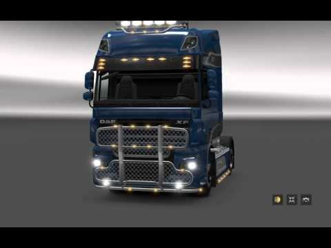 DAF XF 105 For Multiplayer