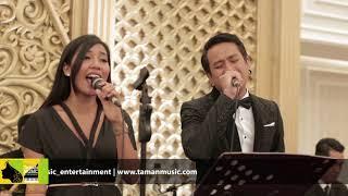 MALIQ & D' Essential - DIA ( Cover ) by Taman Music Entertainment at IKK Menara Mandiri