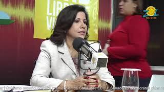 Margarita Cedeño de Fernández desarrolla programa Familias de Paz para prevenir violencia