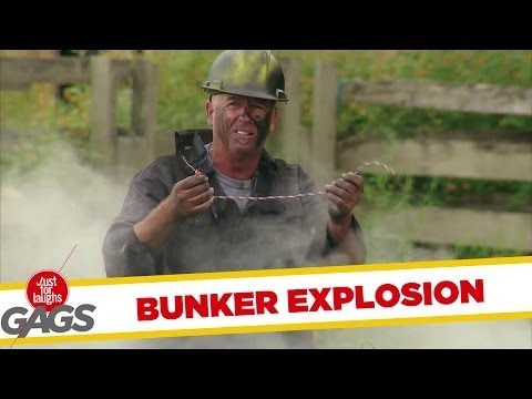 Bunker Explosion Accident - Youtube