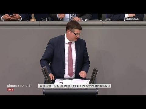 Aktuelle Stunde im Deutschen Bundestag zu den Zahlen  ...