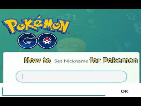 Nikenames For Pokemon Go Game - Mobile Phone Portal