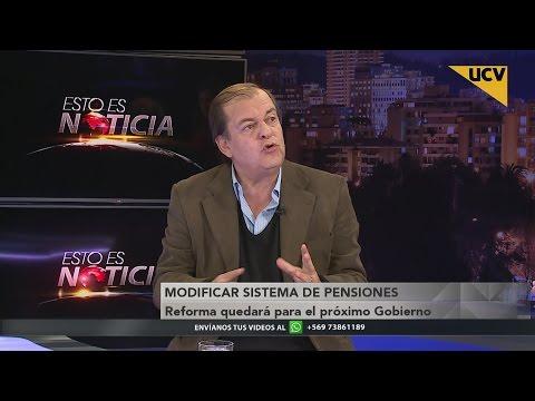 video Reforma de modificación de sistema de pensiones quedará para el próximo Gobierno