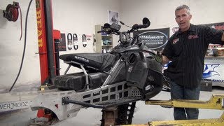 8. Snowmobile mods you can do to make your sled perform better!  PowerModz!