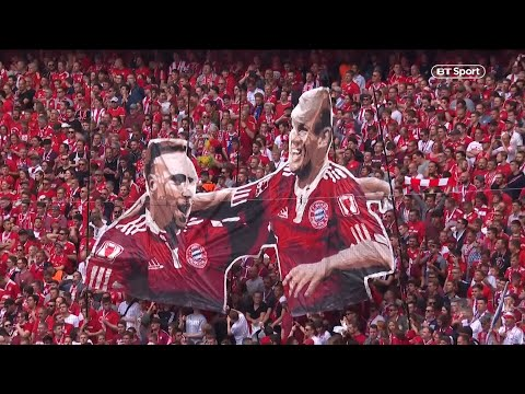 Robben And Ribery Say Farewell To Bayern Munich