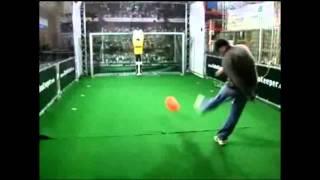Робот вратар - Никога няма да му вкарате гол!!!