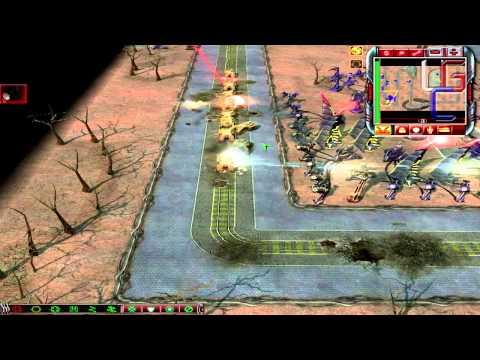 Command & Conquer: Tiberium Wars / Tower Defense