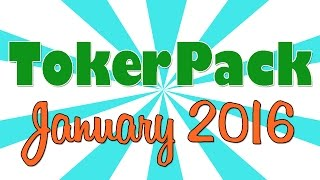 TOKERPACK UNBOXING!! (January 2016) by Strain Central